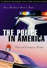The Police in America 1st edition 9780534623760 053462376X