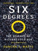 Six Degrees 1st Edition 9780393325423 0393325423