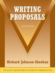 Writing Proposals 2nd Edition 9780205583140 0205583148