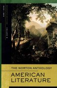 The Norton Anthology of American Literature 7th Edition 9780393927405 0393927407