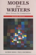 Models for Writers 7th edition 9780312255695 0312255691