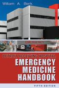 Detroit Receiving Hospital Emergency Medicine Handbook 5th edition 9780803612624 0803612621
