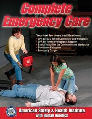 Complete Emergency Care 1st edition 9780736067171 0736067175