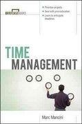 Time Management 1st Edition 9780071406109 0071406107