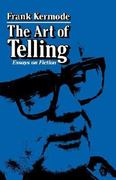 The Art of Telling 0 9780674048294 0674048296