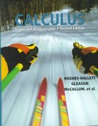 Calculus 2nd edition 9780471194903 0471194905