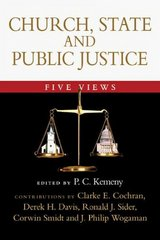 Church, State and Public Justice 1st Edition 9780830827961 083082796X