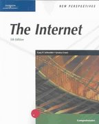 New Perspectives on the Internet, Fifth Edition, Comprehensive 5th edition 9780619214364 0619214368