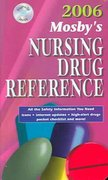 Mosby's 2006 Nursing Drug Reference 19th edition 9780323023108 032302310X