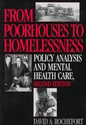 From Poorhouses to Homelessness 2nd edition 9780865692749 0865692742