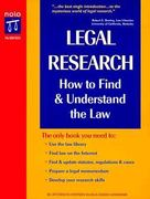 Legal Research 7th edition 9780873375252 0873375254
