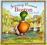 Journey Around Boston from A to Z 1st edition 9781889833194 1889833193