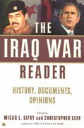 The Iraq War Reader 1st Edition 9780743253475 0743253477