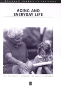 Aging and Everyday Life 1st edition 9780631217084 0631217088