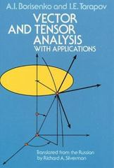 Vector and Tensor Analysis with Applications 0 9780486638331 0486638332