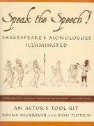 Speak the Speech! 1st Edition 9780571211227 0571211224