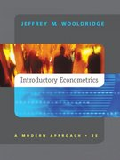 Introductory Econometrics: A Modern Approach 2nd edition 9780324113648 0324113641