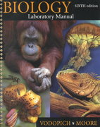 Biology Laboratory Manual 6th edition 9780073031217 0073031216