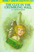 Nancy Drew 22: the Clue in the Crumbling Wall 0 9780448095226 044809522X