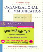 Organizational Communication 3rd Edition 9780534561444 0534561446