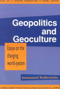 Geopolitics and Geoculture 0 9780521406048 0521406048