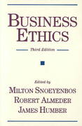 Business Ethics 3rd edition 9781573929035 1573929034