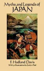 Myths and Legends of Japan 0 9780486270456 0486270459