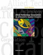 Allied Technology Corporation 1st edition 9780538445443 0538445440