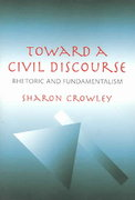 Toward a Civil Discourse 1st edition 9780822959236 0822959232