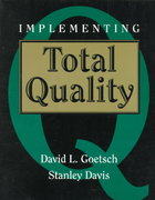 Implementing Total Quality 1st edition 9780023442247 0023442247