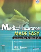Medical Insurance Made Easy 2nd Edition 9780721605562 0721605567