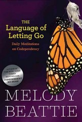 The Language of Letting Go 1st Edition 9780894866371 0894866370