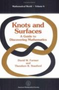 Knots and Surfaces 1st Edition 9780821804513 0821804510