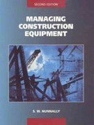 Managing Construction Equipment 2nd Edition 9780139012167 0139012168
