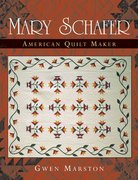 Mary Schafer, American Quilt Maker 0 9780472068555 0472068555