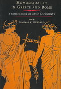 Homosexuality in Greece and Rome 1st edition 9780520234307 0520234308