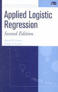 Applied Logistic Regression, Second Edition: Book and Solutions Manual Set 2nd edition 9780471225898 0471225894