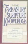 The Treasury of Scripture Knowledge 2nd edition 9780917006227 0917006224