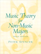 Music Theory for Non-Music Majors 3rd edition 9780131487550 0131487558
