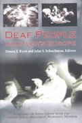 Deaf People in Hitler's Europe 1st Edition 9781563681325 1563681323