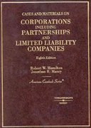 Cases and Materials on Corporations 8th edition 9780314143648 0314143645