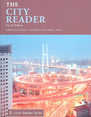 The City Reader 4th edition 9780415770842 041577084X