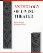 Anthology of Living Theater 1st Edition 9780070707740 007070774X