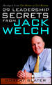 29 Leadership Secrets From Jack Welch 1st edition 9780071409377 0071409378