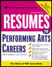 Resumes for Performing Arts Careers 1st edition 9780071442466 0071442464