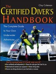 The Certified Diver's Handbook 1st edition 9780071414609 0071414606