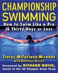 Championship Swimming 1st Edition 9780071447300 007144730X