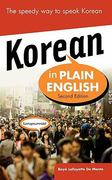 Korean in Plain English, Second Edition 2nd edition 9780071482974 0071482970