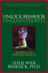 Unlock Behavior, Unleash Profits: Developing Leadership Behavior That Drives Profitability in Your Organization 2nd Edition 9780071490672 0071490671