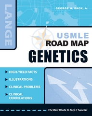 USMLE Road Map: Genetics 1st edition 9780071498203 0071498206
